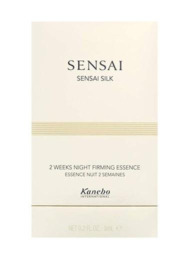 Sensai Sensai 2 Weeks Night Firming Essence Sıkılaştırıcı 8 ml Renksiz